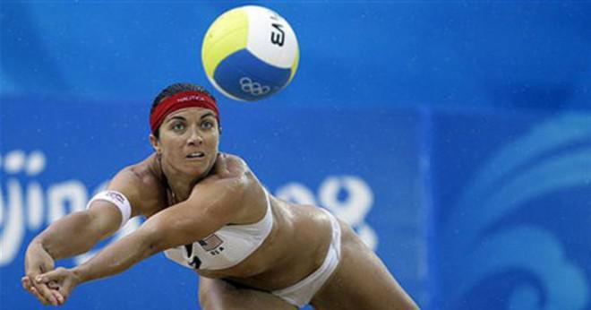 Vem är de berömda amerikanska volleybollspelare?