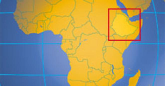 Är Etiopien fattiga medelklass eller rika?