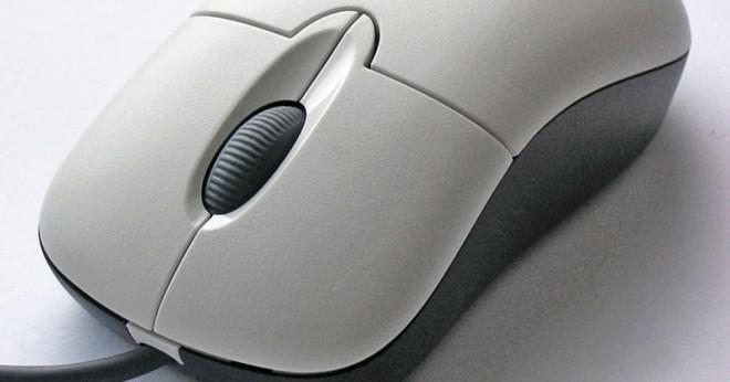 Vilken typ av mus använder enheter som släpper ut och känsla ljus upptäcka musen rörelsen?