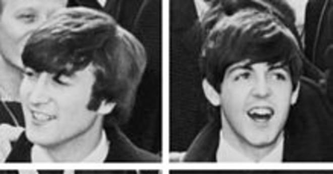 Vilka är The Beatles filmer i kronologisk ordning?