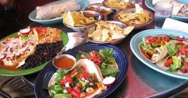 Som är bättre mexikansk mat eller spansk mat?