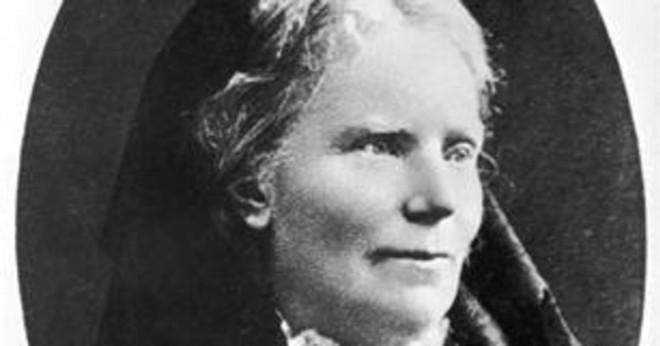 Vad var Elizabeth Blackwell favorit sak att göra?