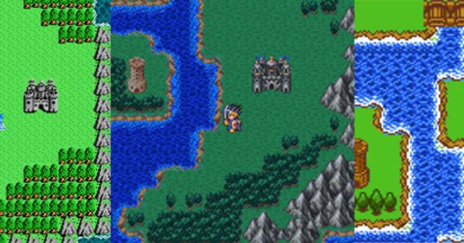 Hur får du styrka ring på dragon quest 9?