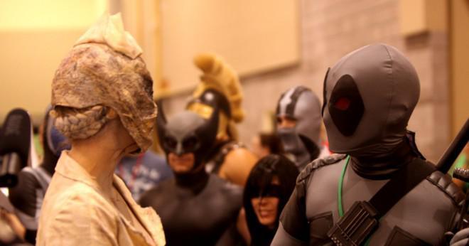 Vad objekt använder du behöver för en Tifa cosplay?