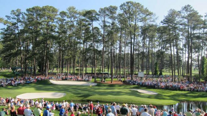 Augusta National Golf Club - hem av the Masters Tournament