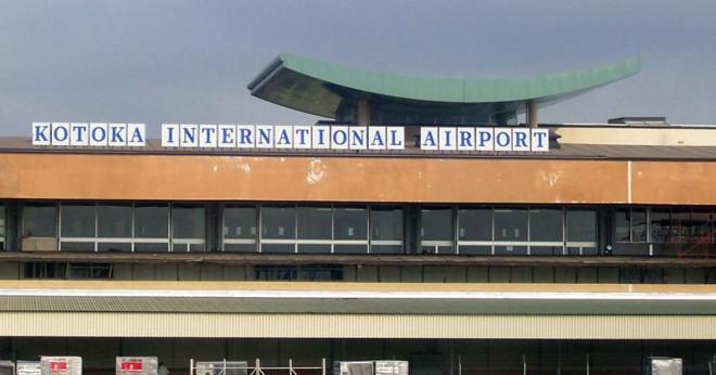 Holiday Inn är att bygga ett nytt hotell på flygplatsen i accra Ghana?