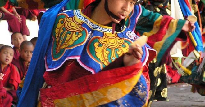 Vem är den berömda sporten person från Bhutan?