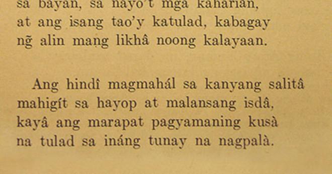 Kahulugan på mga uri ng tayutay?
