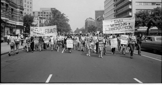 Hur framgångsrika var rörelsen för kvinnors rättigheter?