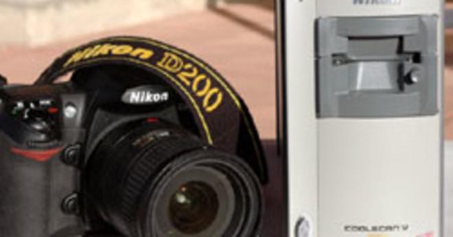 Där kan du skanna fotografisk film direkt till en dator utan användning av någon mellanliggande grafik?