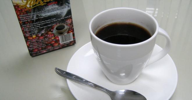 hur mycket kaffe
