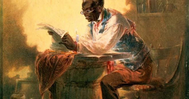 Vad gjorde det Emancipationkungörelsen innebär för slavar lever i stater gränsen som återstod i unionen?