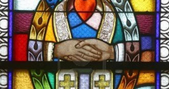 Varför anses är inte äktenskapet ett sakrament i den lutherska kyrkan?