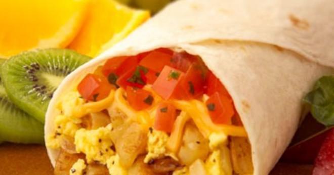 Är tacos kryddig?