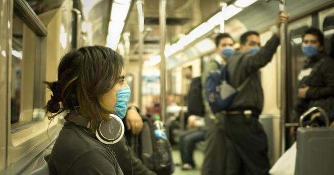 Finns det en ny influensa går runt?