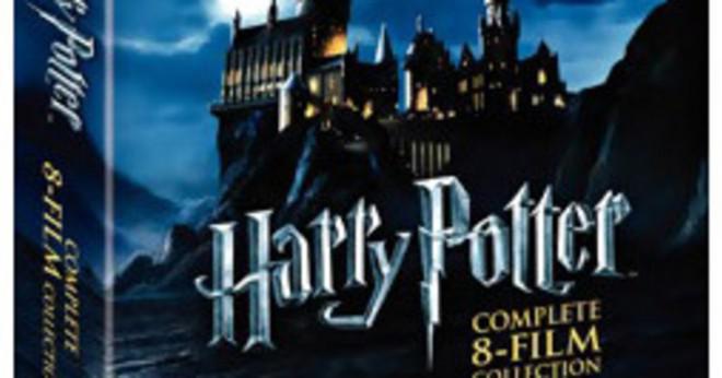 Där spelades Harry Potter-serien?