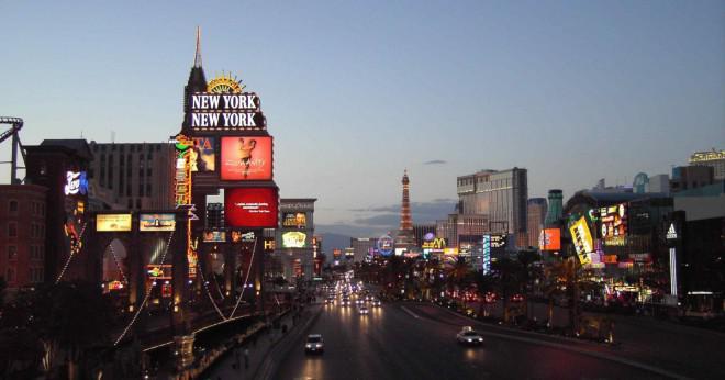 Vad finns det att göra i Las Vegas?