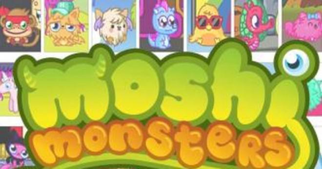 Hur tror du du får kaka moshling på moshi monster?
