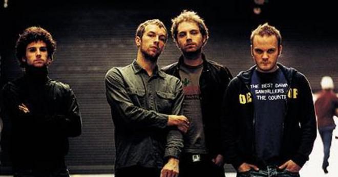 Vad är paradiset av Coldplay?