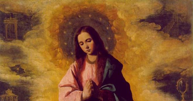 Varför tror vissa kristna inte på Jungfru Maria?
