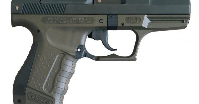 Hur många olika typer av hand vapen finns det?