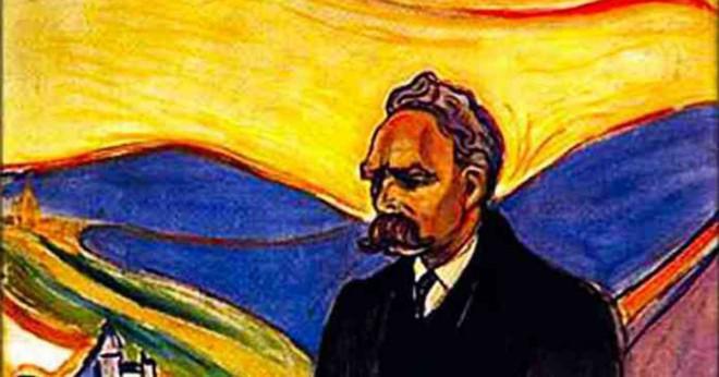 Vad var den teknik som Edvard Munch används?