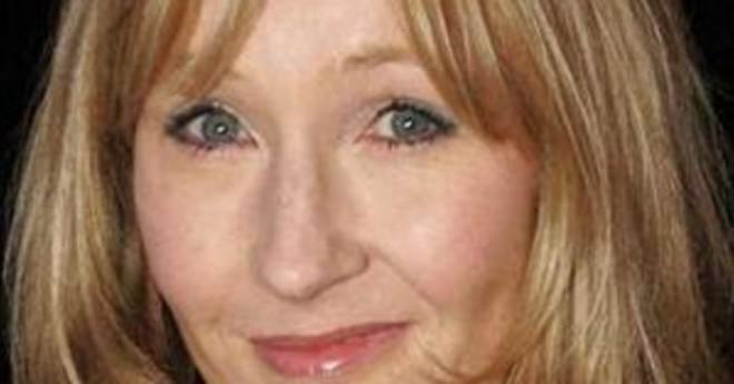 Vilka böcker har JK Rowling skriver förutom Harry Potter?