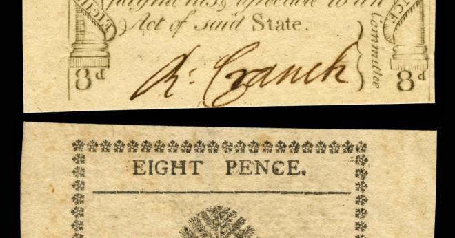 Vem var berömda silversmed under den amerikanska revolutionen?