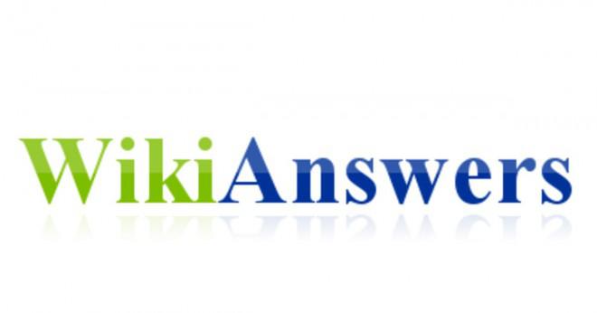 Vad är WikiAnswers?