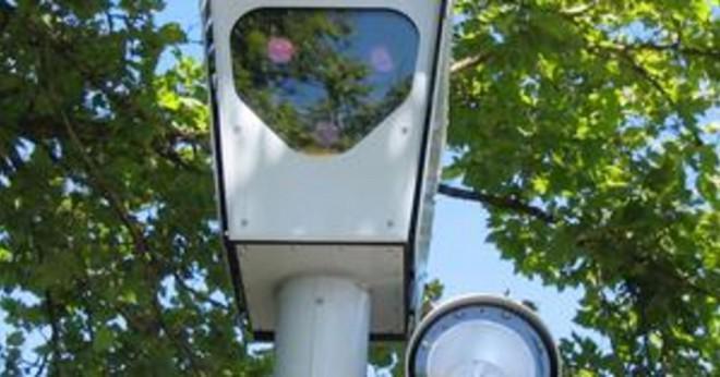 Hur mycket kommer kör en röd lampa kostnad i Atlanta GA?