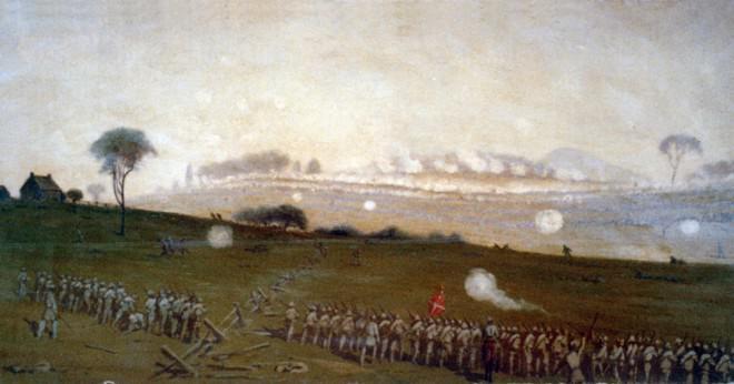 Vilka var några konflikter mellan General Robert E. Lee och General James Longstreet?