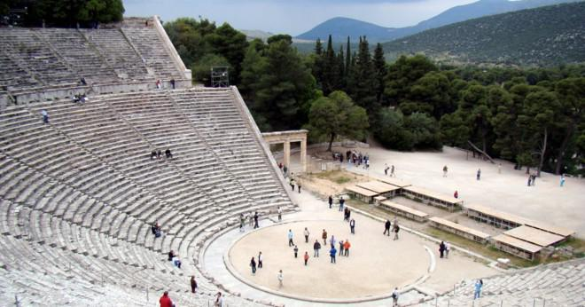 Gjorde tradition diktera att Parthenon vara doriska?