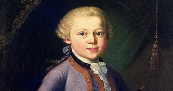 Vilka var viktigaste idéer och föreställningar av Mozart?