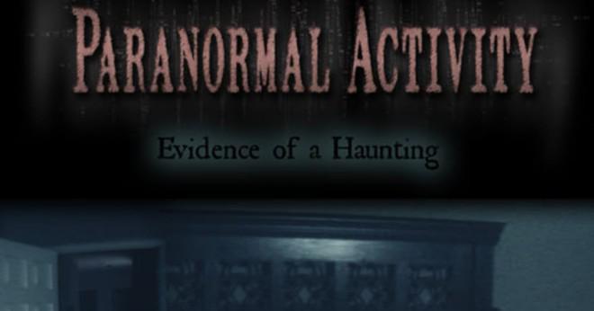 Vilken åldersgrupp är filmen Paranormal Activity 2?