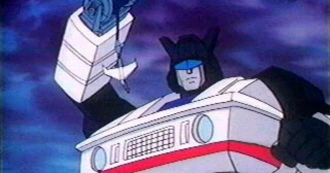 Hur Jazz kommer tillbaka i Transformers 3?