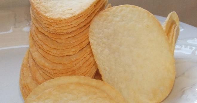 Varför finns det så mycket luft i potatis chip väskor?
