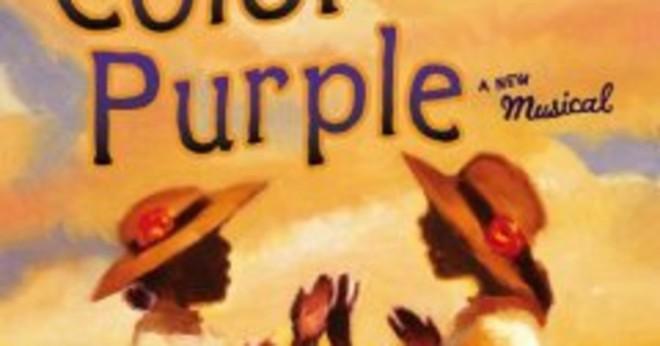 En litterär kritik för Purpurfärgen?