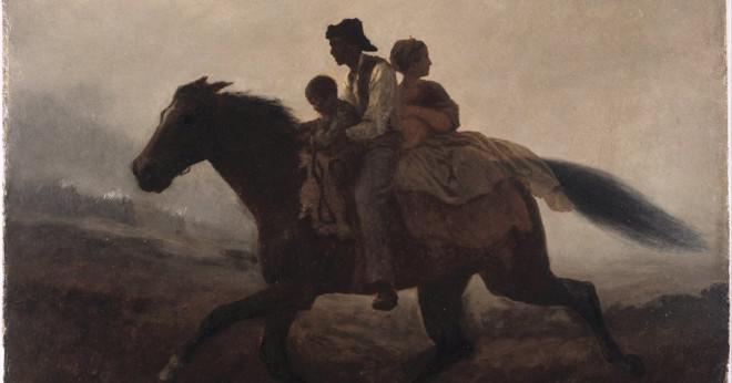Emancipationkungörelsen vad handlade det om?