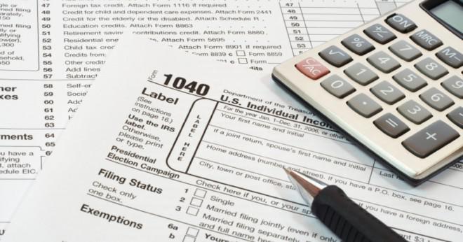Vad inte skattemässigt undantagna betyder?