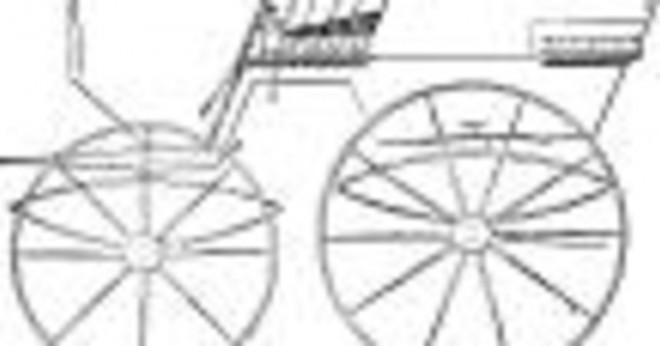 vad logotyp har en h u00e4st dra vagn med jockey st u00e5r framf u00f6r