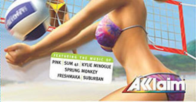 Vad bär professionell beach volleyball spelare?