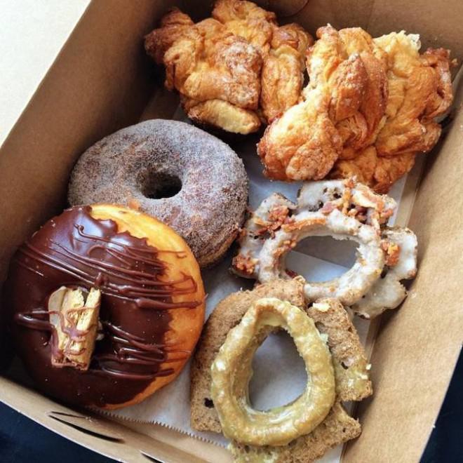 15 absoluta galnaste Donut butiker i hela landet
