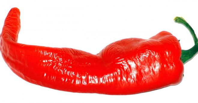 Hur länge gäller okokt röd paprika bra för?