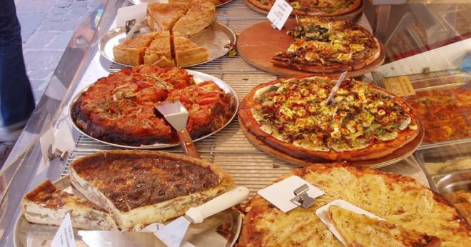 Vad en typisk fransk frukost består av?