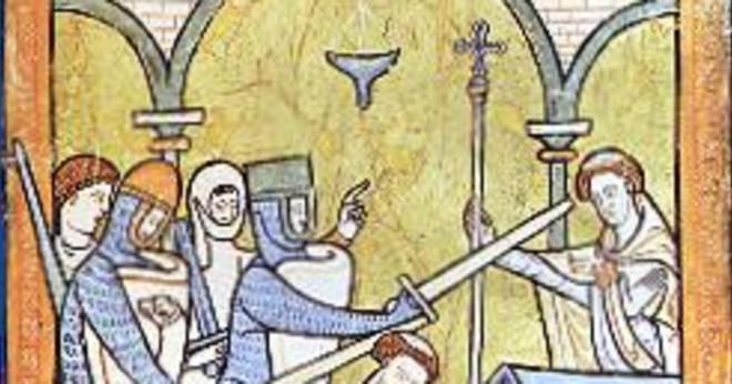 Vilka böcker har Geoffrey Chaucer skriver?