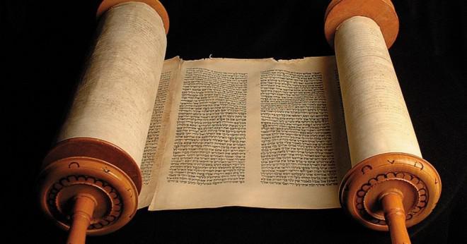Vad kallas den judiska heliga böcker?
