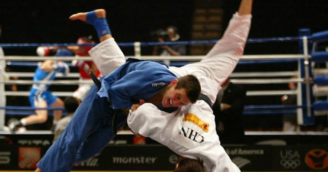 Vad äter människor som spelar judo i OS?