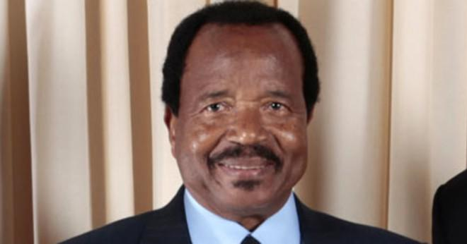 Vem var President i Kamerun 2004?