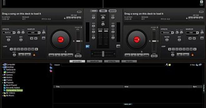 Där kan du hitta en gratis virtuell DJ program?