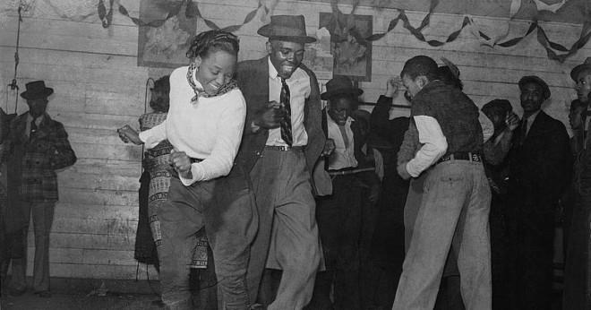 Varför jazz dans ursprung?